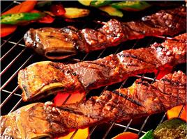 Cách ướp thịt bò nướng vỉ