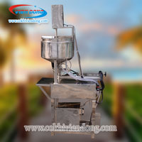 Hướng dẫn sử dụng máy chiết rót dung dịch có gia nhiệt