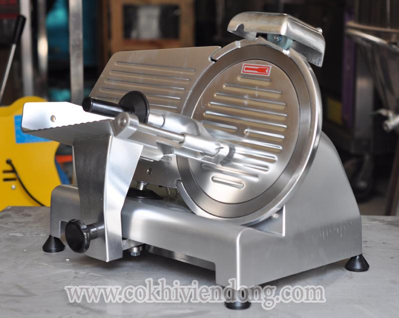 máy cắt thịt heo