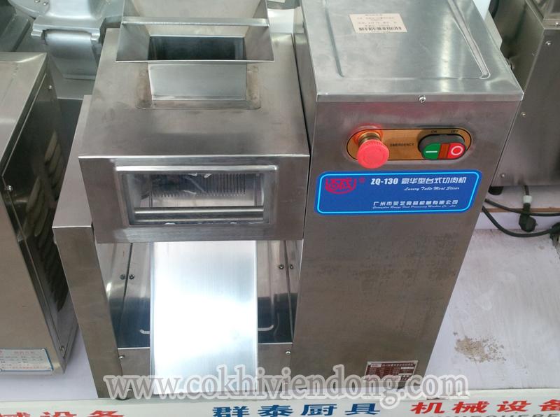Máy thái thịt công nghiệp ZQ 130