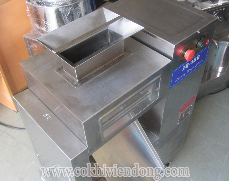 Máy thái thịt công nghiệp ZQ 180