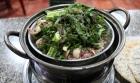 Cách làm món thịt dê hấp lá tía tô