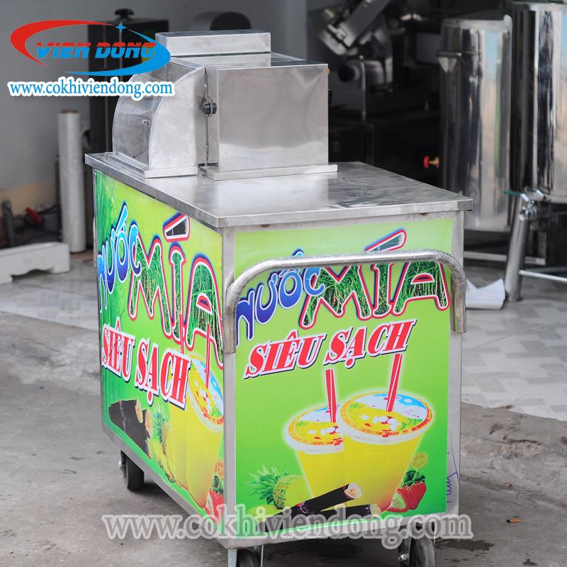 Xe nước mía siêu sạch F1-750