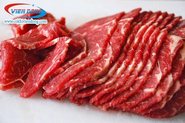 giá máy thái thịt bò