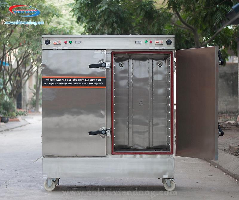 tủ cơm công nghiệp bị hỏng