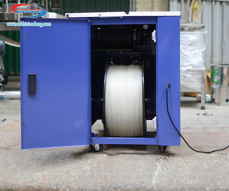 máy đóng đai thùng carton KZB1