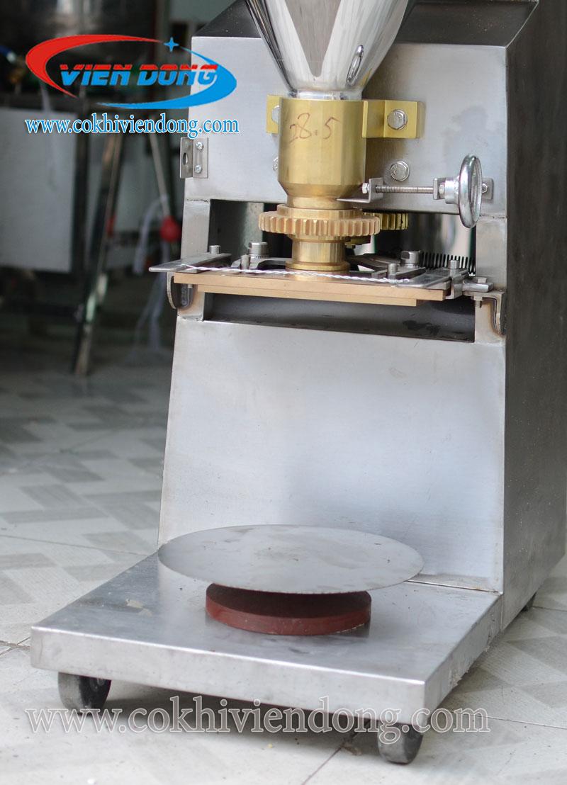 máy tạo viên thịt