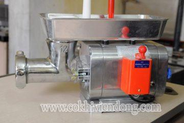 Hướng dẫn sử dụng và vệ sinh máy xay thịt nhuyễn mini AKS