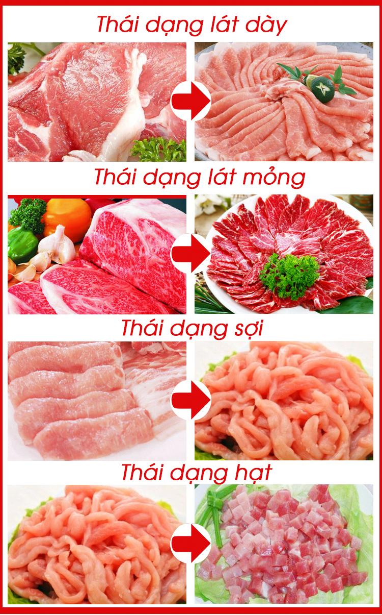 Mua máy cắt thịt theo nhu cầu