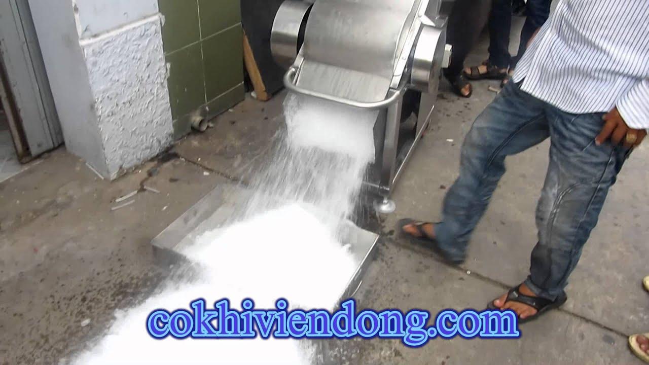 Giá máy xay nước đá là bao nhiêu?