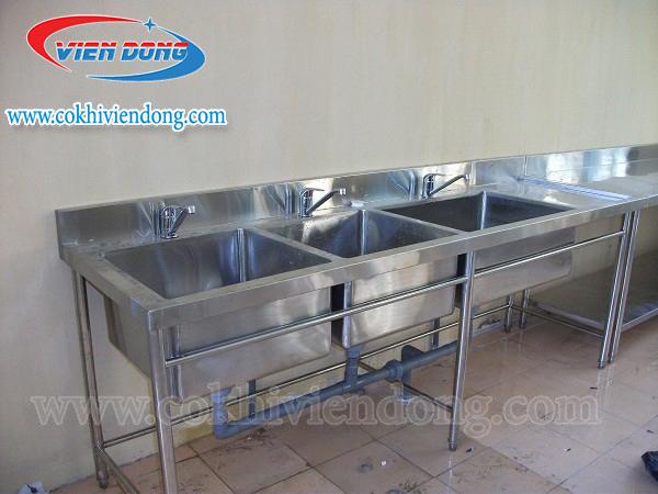 Bồn rửa chén công nghiệp
