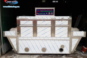 Báo giá máy rửa bát công nghiệp mới nhất Viễn Đông 2020