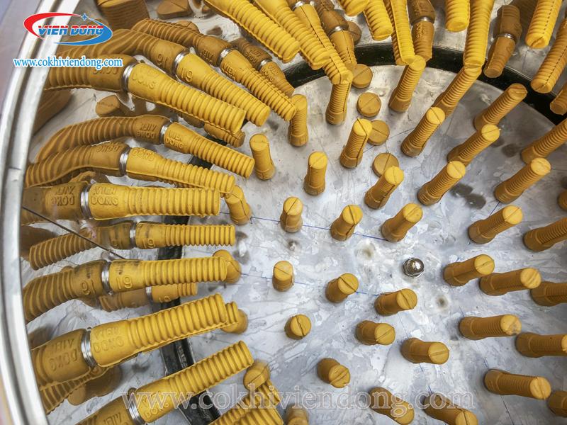 Máy vặt lông gà VD65
