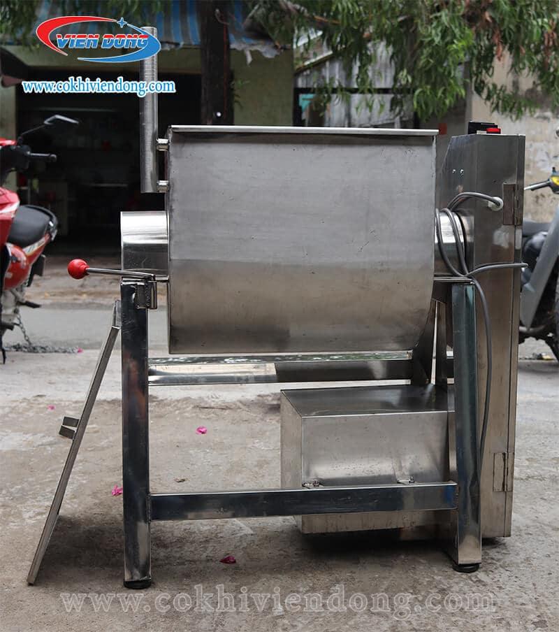 Cấu tạo chung máy trộn thực phẩm